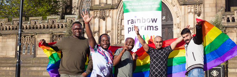 Rainbow Pilgrims: The Rites and Passages of LGBTQI Migrants in Britain